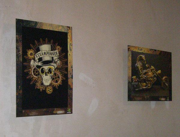 Отчет со стимпанк-выставки. Бункер 42. (Фото 5)