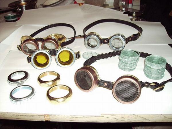 Goggles!!!! Такие разные. (Фото 13)
