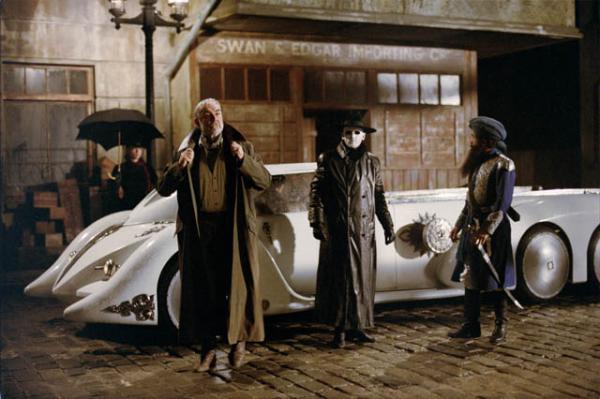 """""""The Nautilus Car"""" из фильма """"Лига выдающихся джентельменов"""""""