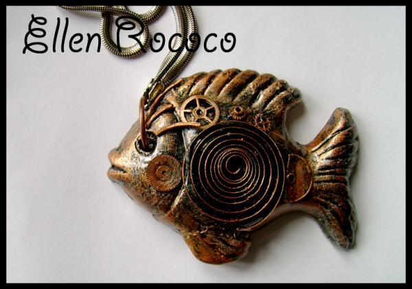украшения от Ellen Rococo