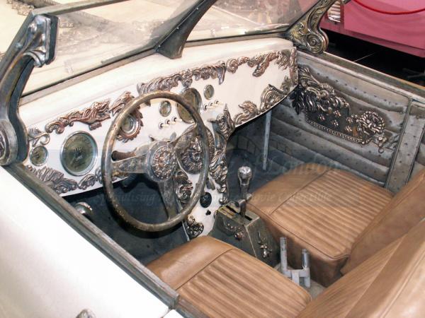"""""""The Nautilus Car"""" из фильма """"Лига выдающихся джентельменов"""" (Фото 7)"""