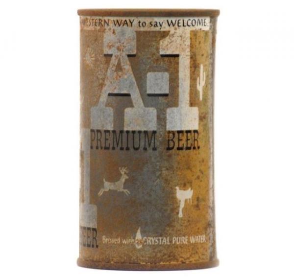 Очень старые баночки пива (Фото 23)