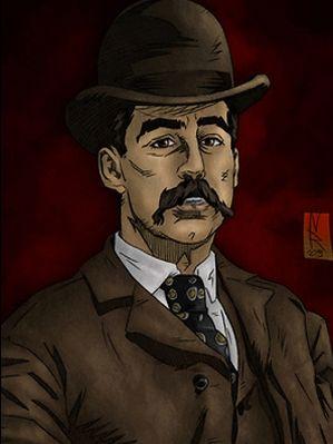 Доктор Холмс. (Фото 4)