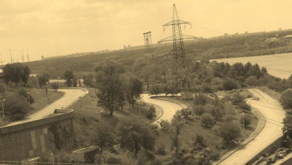 Старый Александровск и высоковольтные линии (Фото 12)