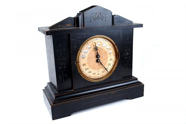 Antique Weather Clock