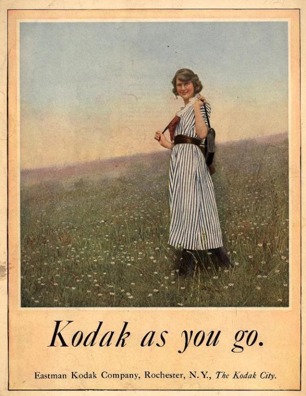 Реклама Kodak (Фото 10)