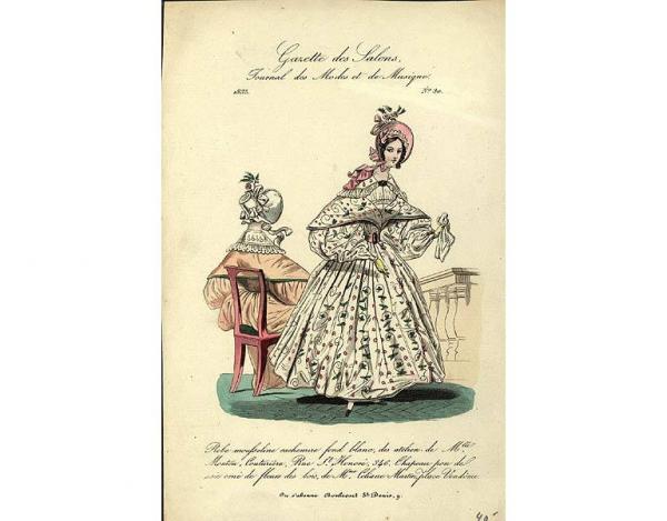 Переменчивая мода Викторианской эпохи (Фото 2)