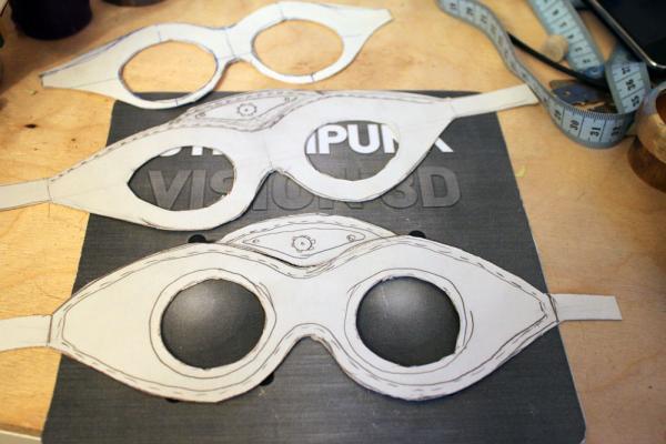 """""""Steam eyes"""" для конкурса «STEAMPUNK-VISION 3D» - Первая часть (Фото 14)"""
