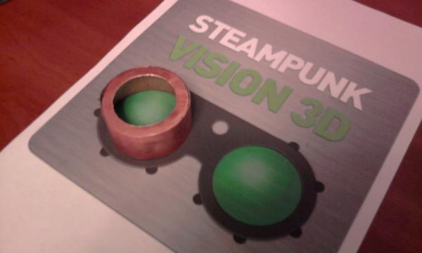 """Ворк логи для конкурса """"STEAMPUNK-VISION 3D"""" от NVIDIA (Фото 9)"""