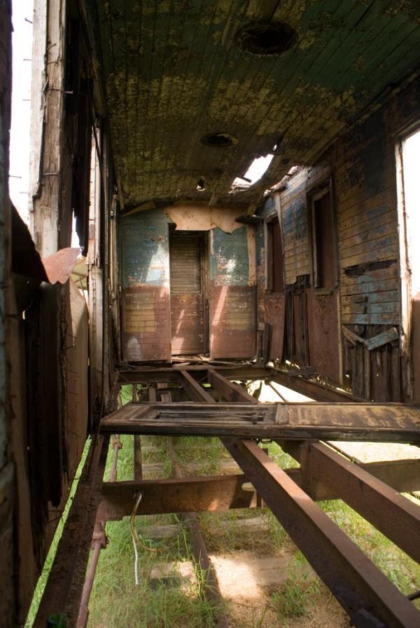 Фотографии из музея паровозов. (Фото 4)
