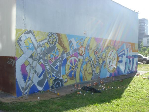 Стим-граффити (Фото 6)