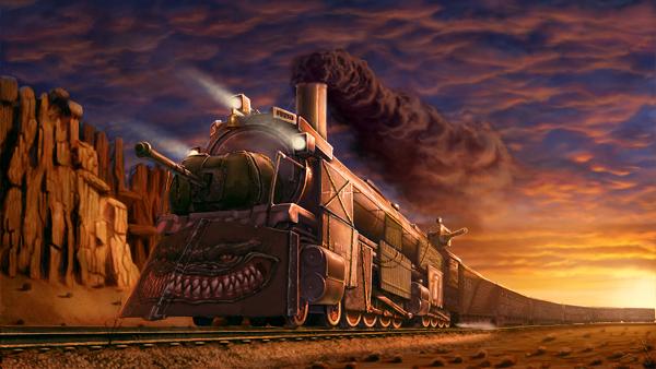 Бета-версия игры «Westlands: Age of Steam»