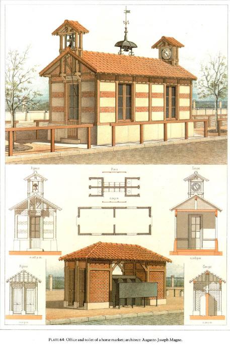 Details of Victorian Architecture. Викторианская архитектура в проектах. (Фото 4)