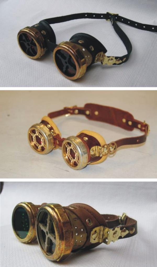 Goggles!!!! Такие разные. (Фото 27)