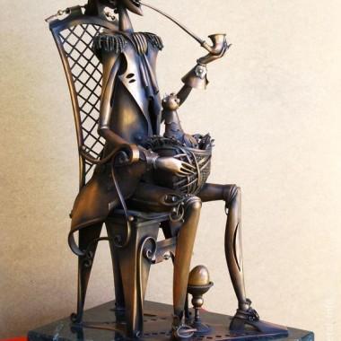 Скульптуры из листового металла(часть 2) (Фото 5)