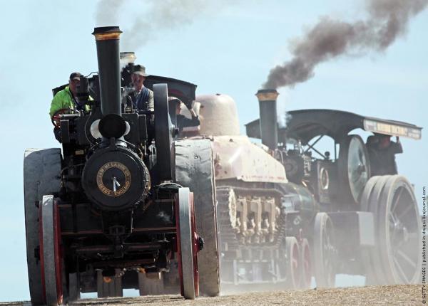 Great Dorset Steam fair (Фото 3)