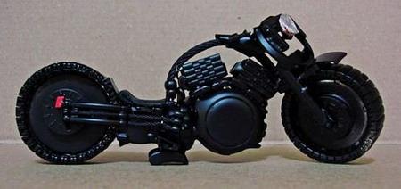 Мотоциклы из часовых механизмов (Фото 11)