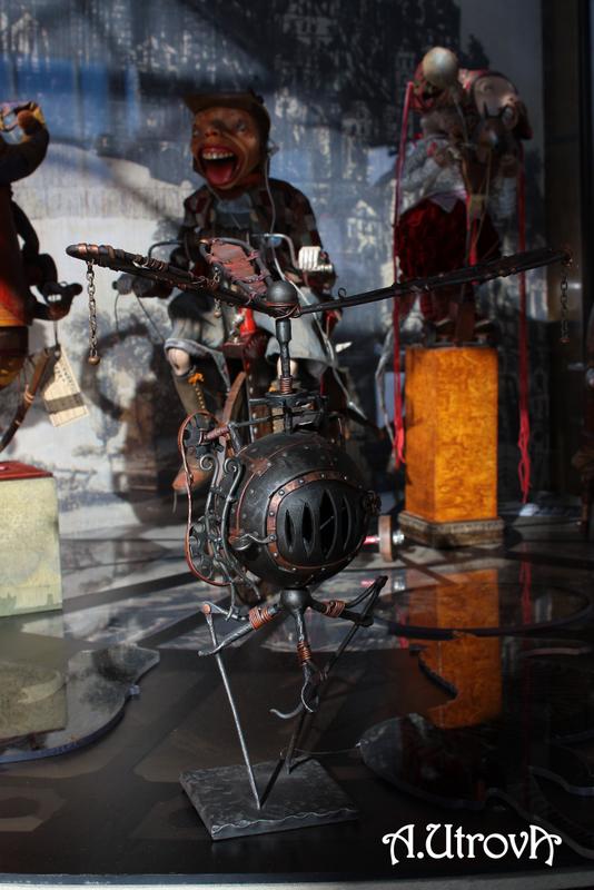 Фотографии со стенда steampunker.ru (Фото 9)