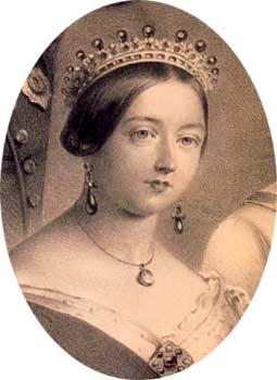 Королева Виктория. Биография.