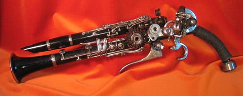 Clarinet Gun