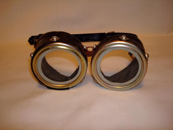 Эксклюзивно для Steampunker: Аукцион - лот Очки (Steampunk Goggles) от Perpetuum Mobile. (Фото 3)