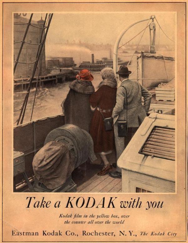 Реклама Kodak (Фото 8)