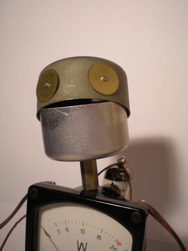 """Робот """"Гоша"""" лихой и немного придурковатый (Фото 4)"""