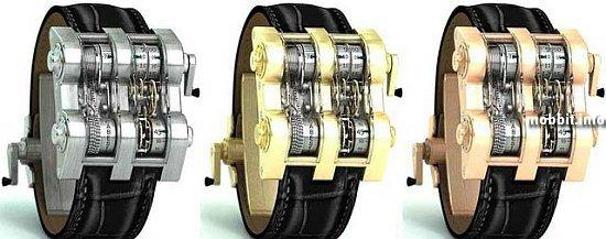 Заводские стимпанк часы (Фото 3)