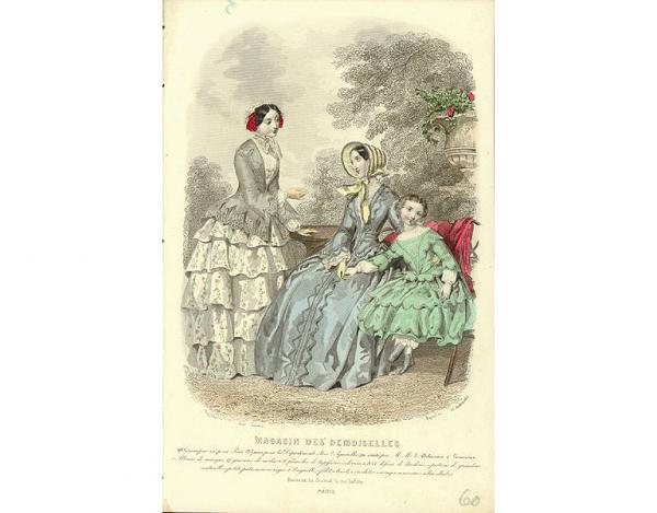 Переменчивая мода Викторианской эпохи (Фото 11)