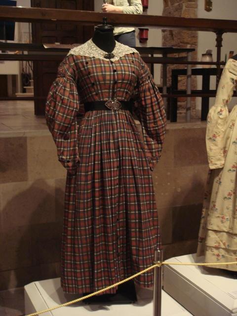 """На выставке """"Мода Викторианской эпохи"""" - платья и аксессуары 1830 - 1900 годов из собрания Александра Васильева, Париж (Фото 12)"""