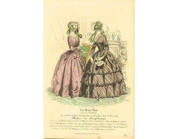 Переменчивая мода Викторианской эпохи (Фото 6)