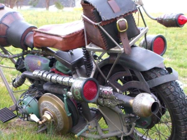 мотоцикл Dave Geertsen (Фото 5)