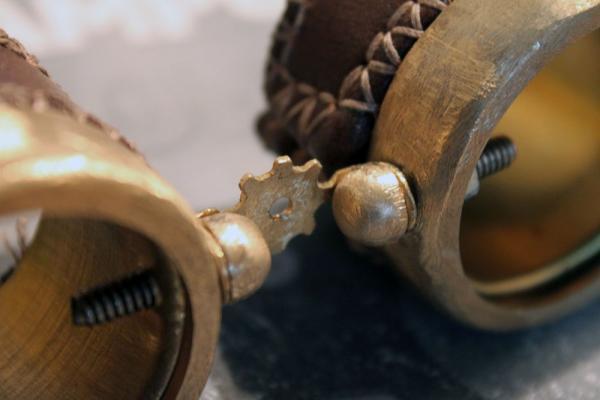 """Steam eyes"" для конкурса «STEAMPUNK-VISION 3D» - Вторая часть (Фото 38)"