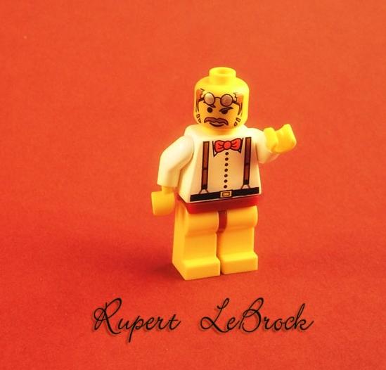 Подборка Lego-конструкций. Часть первая. (Фото 25)