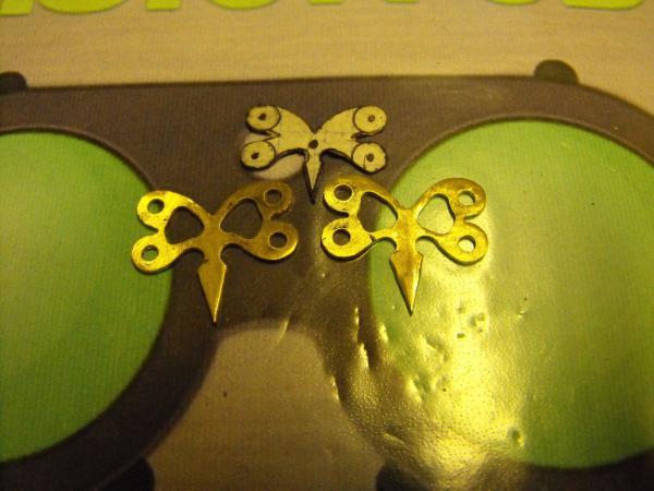 "Гогглы   Монте Кристо  для конкурса  ""STEAMPUNK-VISION 3D"" от NVIDIA . №2 (Фото 13)"