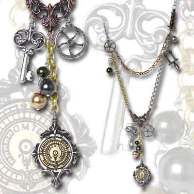 Стимпанк одежда и украшения от алкеми готик (Фото 12)
