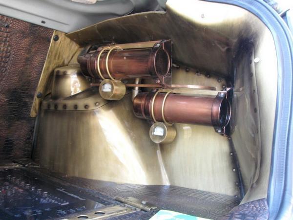 Lada Kalina Steampunk Edition (Фото 3)
