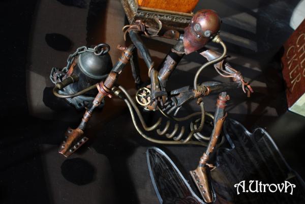 Фотографии со стенда steampunker.ru (Фото 8)