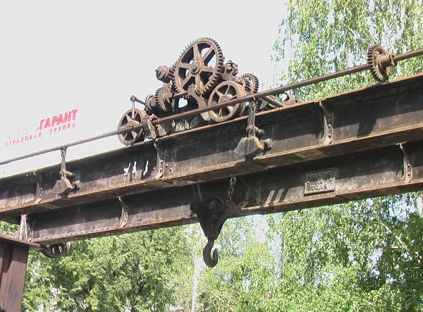 Тельфер. 15 тонн. Екатеринбург. (Фото 2)