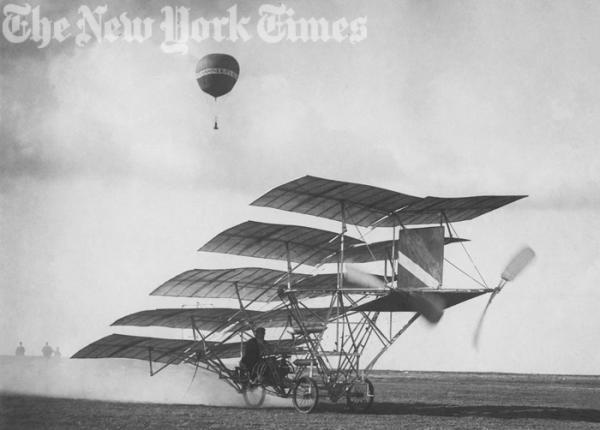 фото Нью-Йорка начала 20го века (Фото 12)