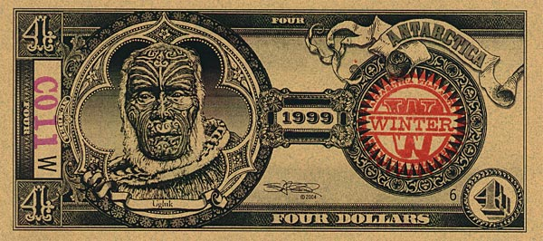 Викторианские Доллары Антарктики (Фото 8)