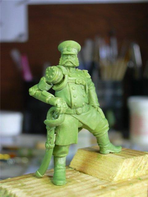 Боевой генерал, один из персонажей игры