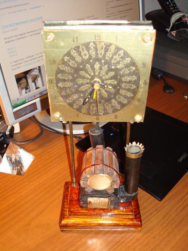 Настольные часы (Фото 3)