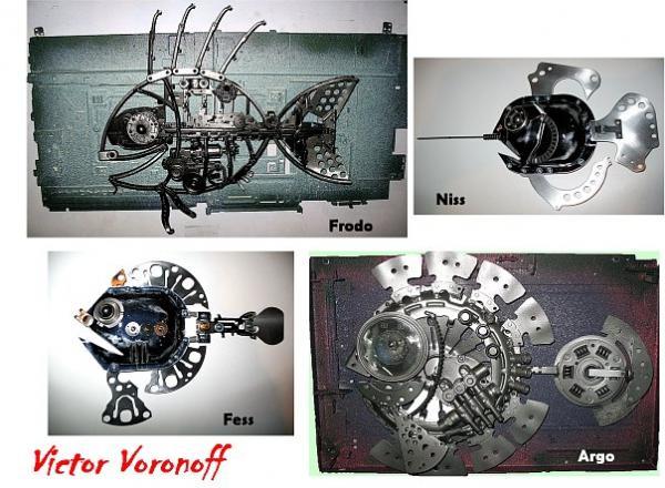 Механика Виктора Вороноффа (Фото 3)