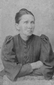 Сафонова Е.Ф. Новониколаевск.1895г.