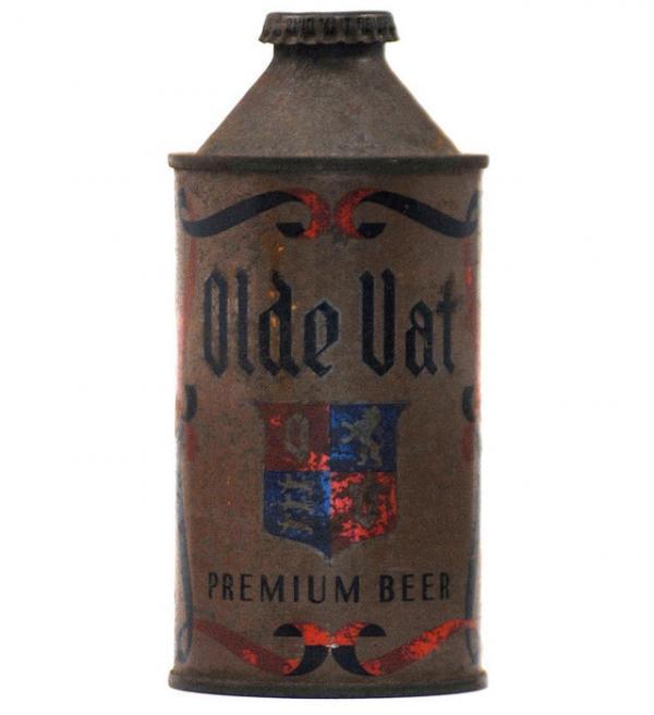 Очень старые баночки пива (Фото 20)