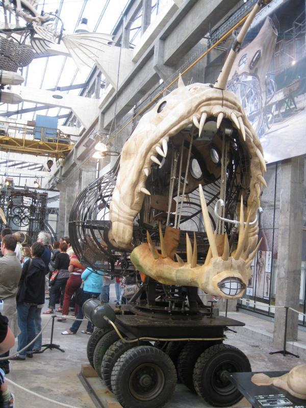 Санкт-Петербург встречает машинистов из Нанта