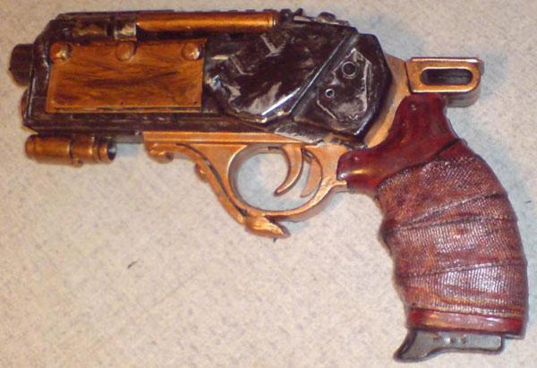 Стим-револьверы (коллекция) (Фото 3)