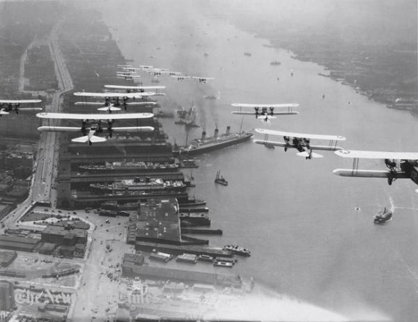 фото Нью-Йорка начала 20го века (Фото 18)