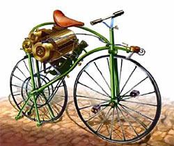 Паровой велосипед (Фото 3)